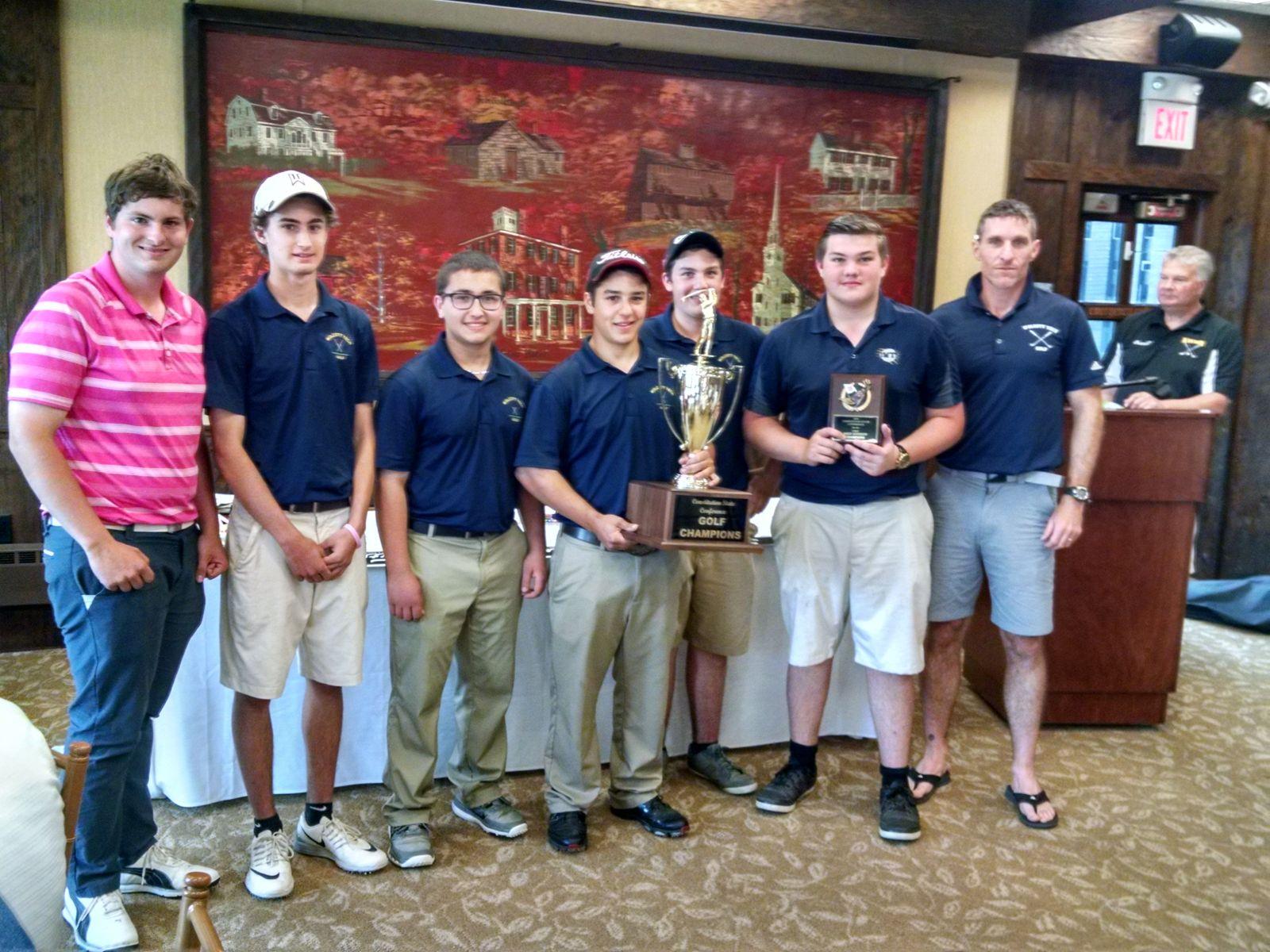 CSC golf Champs 2016